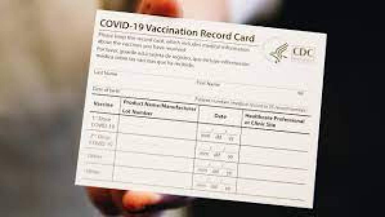 cdc vaccine card