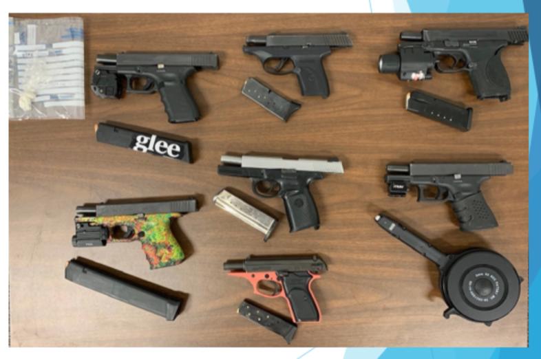 cleveland police gun seizure 3
