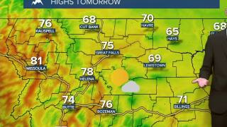 Ryan Dennis 5:30pm Evening Weather 5-5
