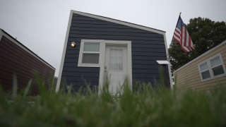 The big role that tiny homes can play in ending veteran homelessness