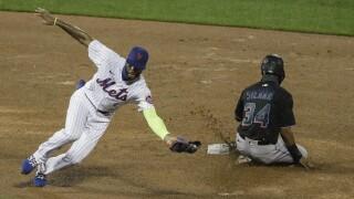 Marlins Mets MLB