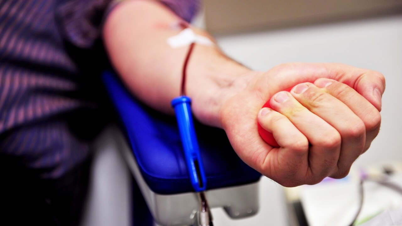 News 3 teams up with the American Red Cross for 15th annual Labor of Love BloodDrive