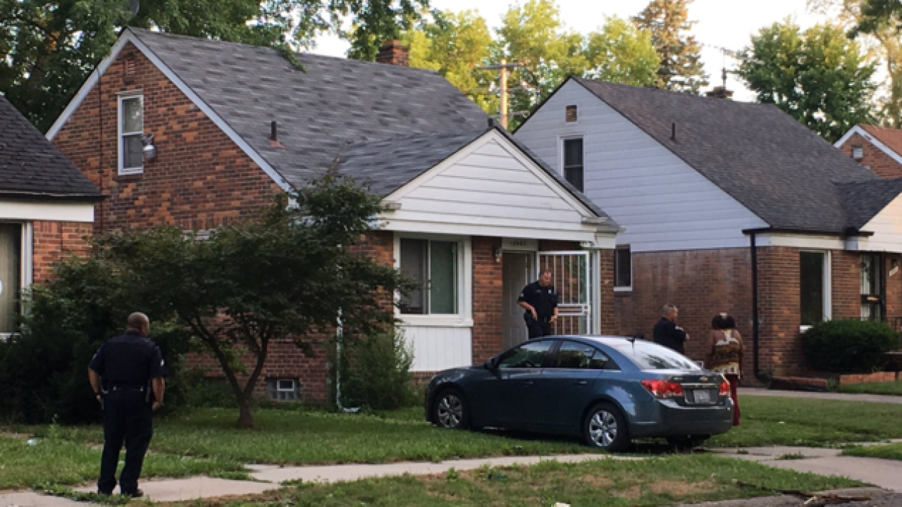 Man found stabbed to death in Detroit home