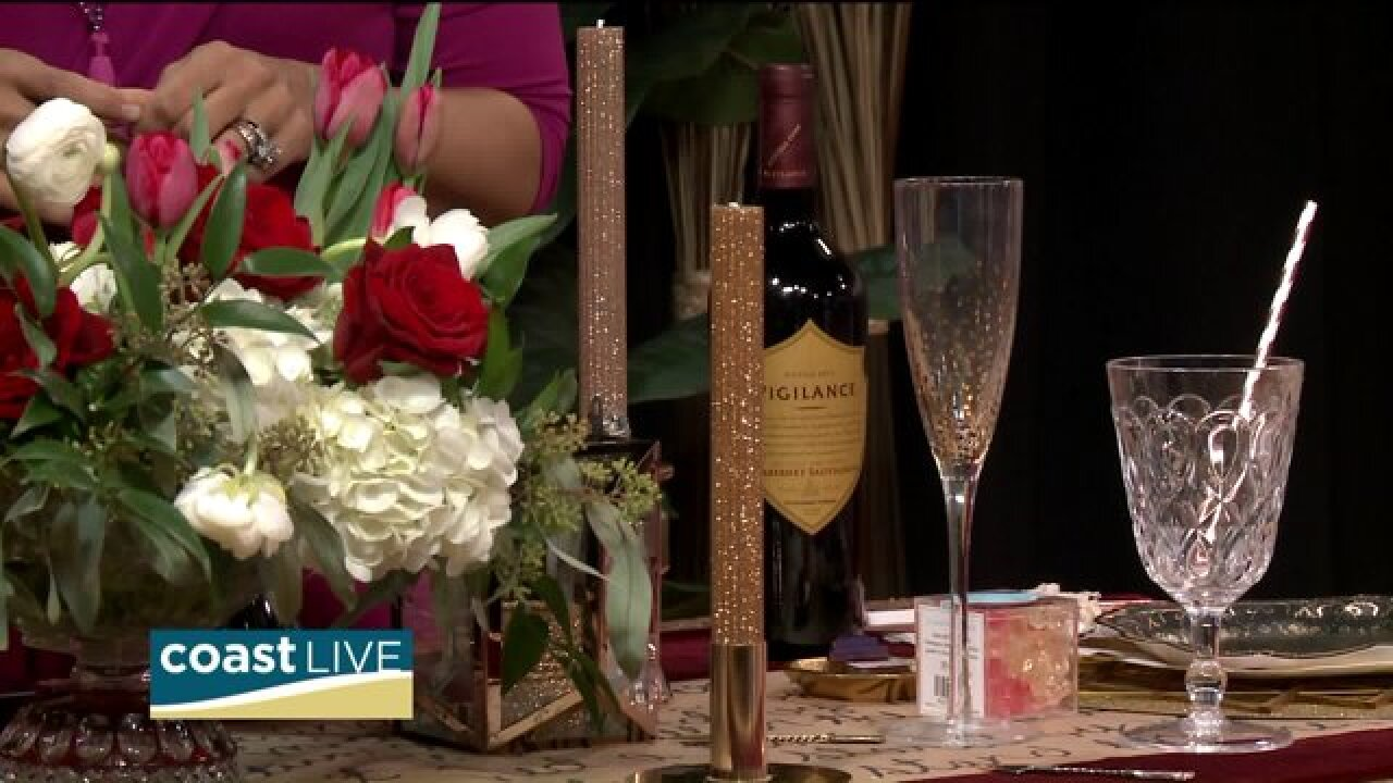 Last minute looks for a romantic Valentine's Day on CoastLive