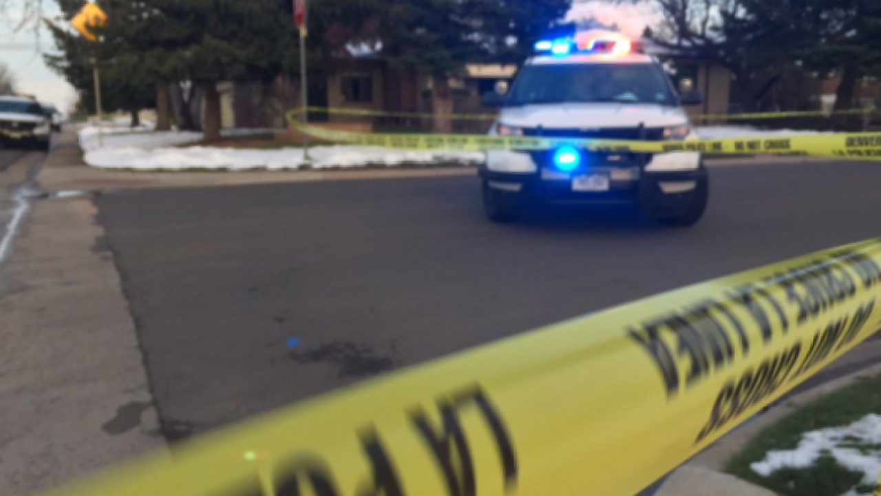 Victim shot in Denver home invasion