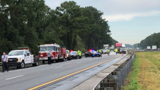 Authorities blame weather for 11 car crash on I-10 in Gadsden County