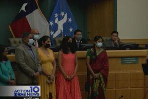 Corpus Christi city council recognizes Hindu Heritage Month