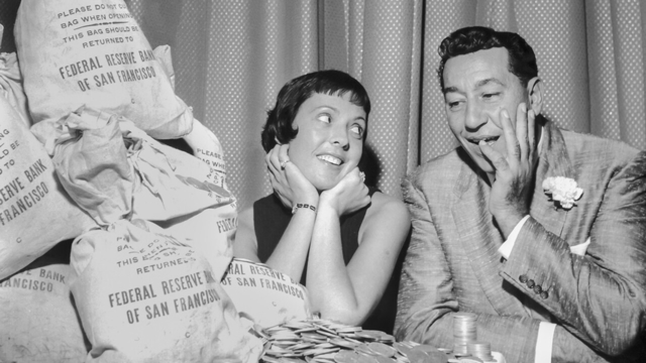 Las Vegas legend Keely Smith has died