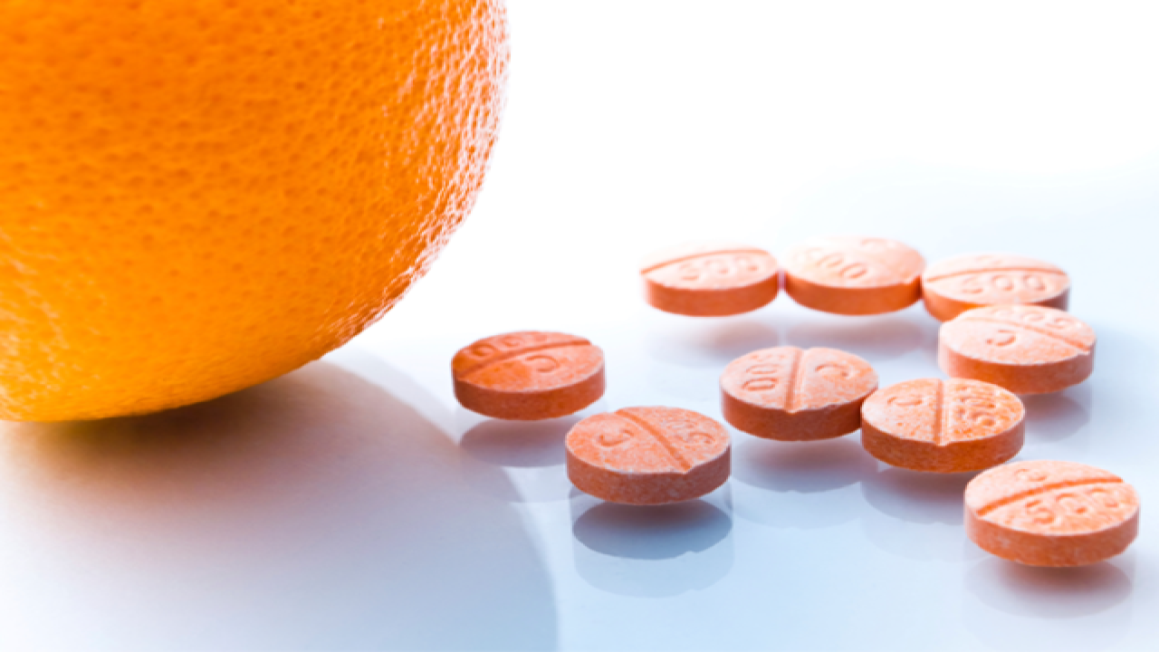 Too much Vitamin C could cause health issues
