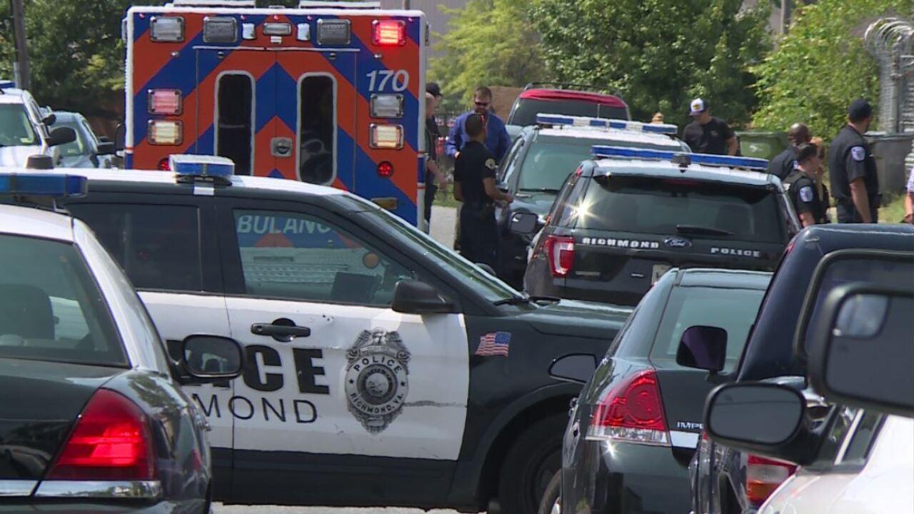 Man found dead in Richmondhome
