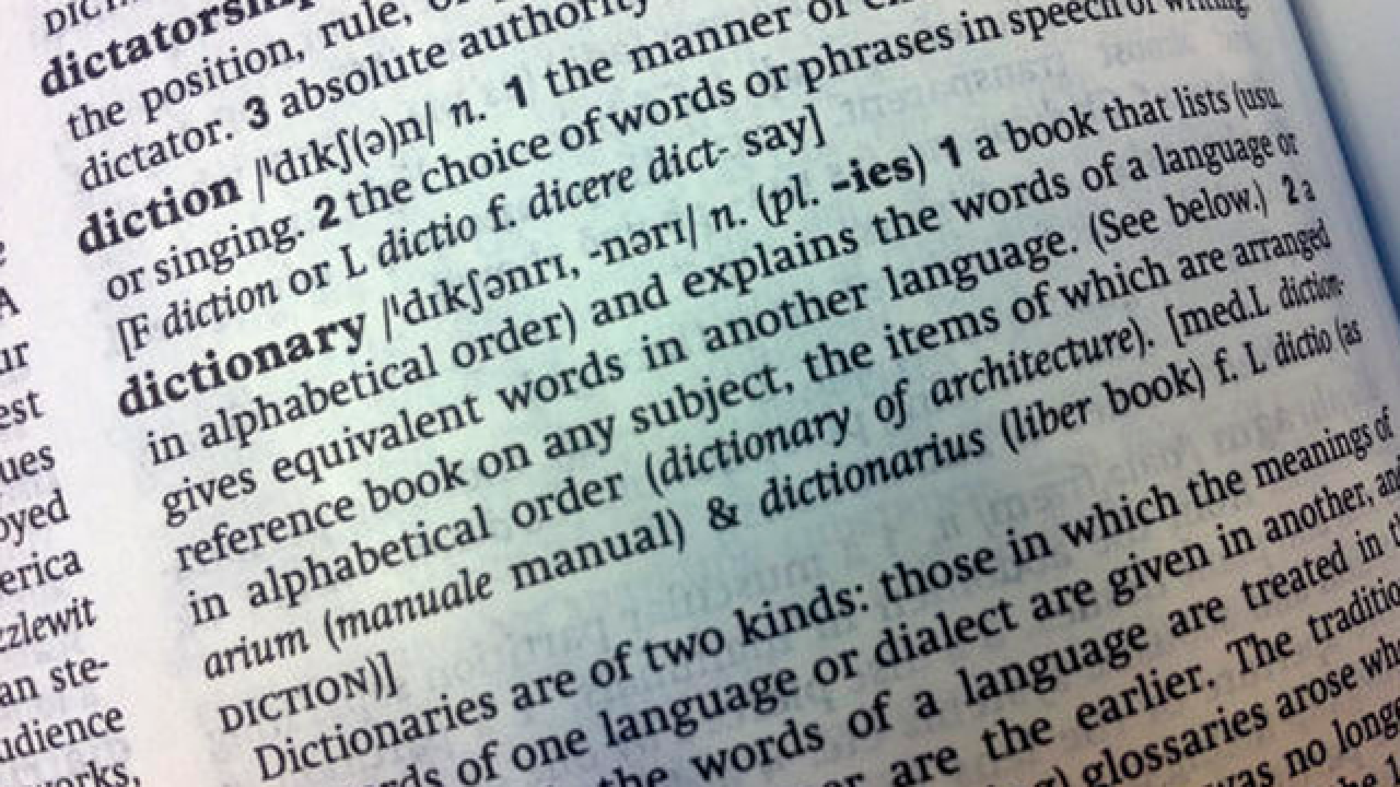 Merriam-Webster adds new words that'll make English teachers cringe