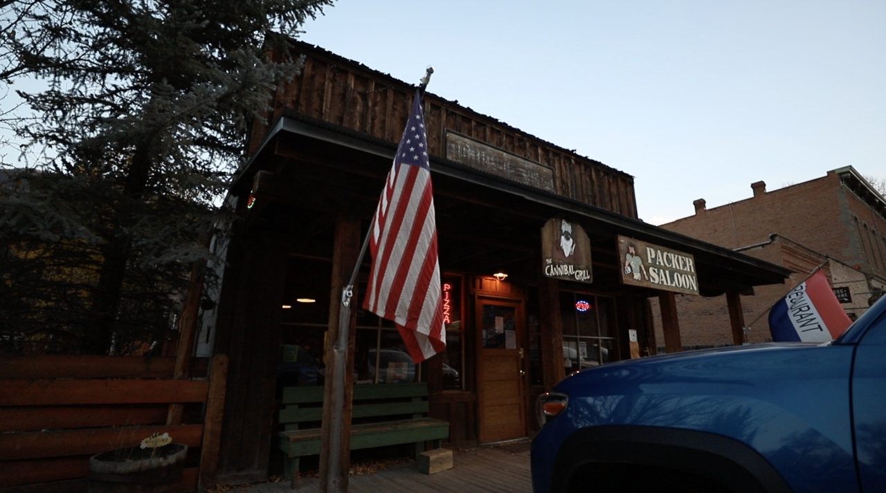 Packer's Saloon and Cannibal Grill in Lake City
