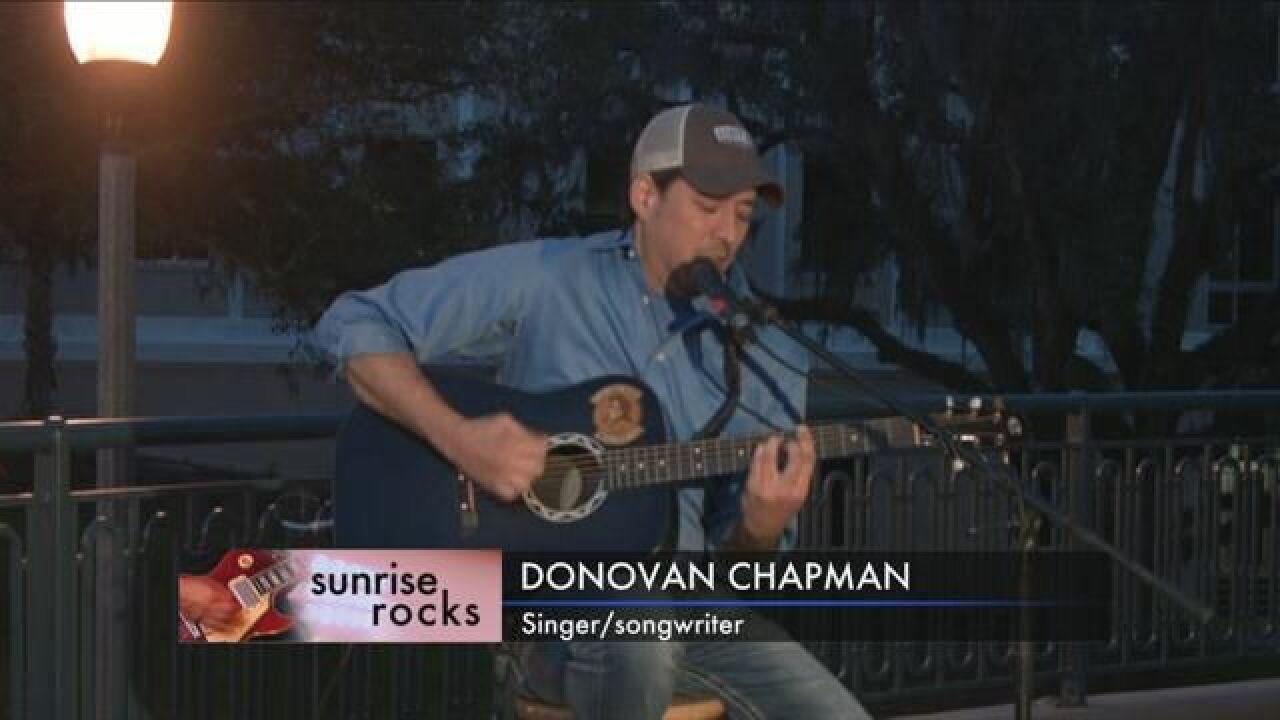 Sunrise Rocks with Donovan Chapman