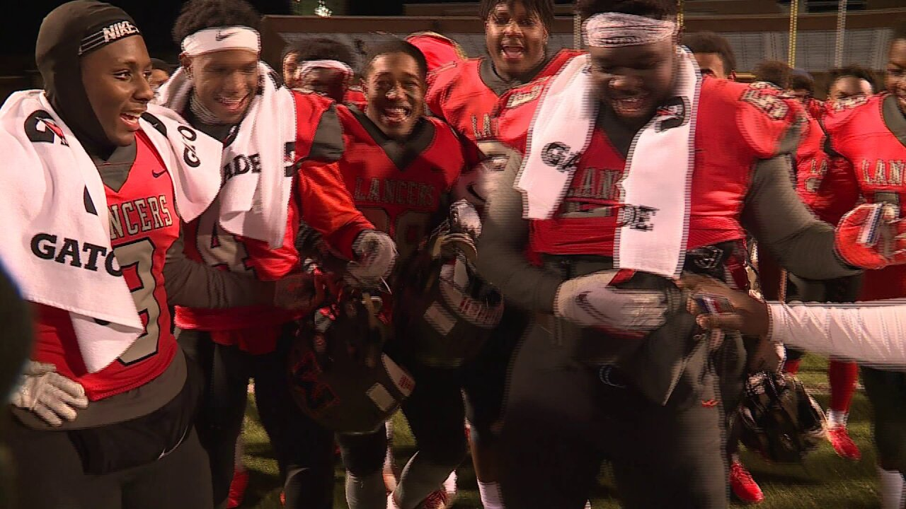 Manchester Lancers win first football statetitle