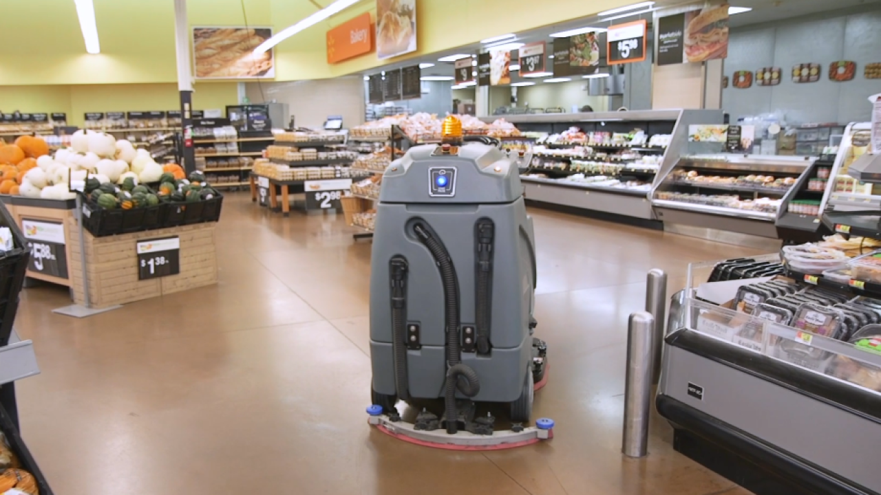 Sam's Club to put robot floor scrubbers in every store by fall