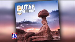 Uniquely Utah:  Where to buy a 2018 calendar with a Utahtheme