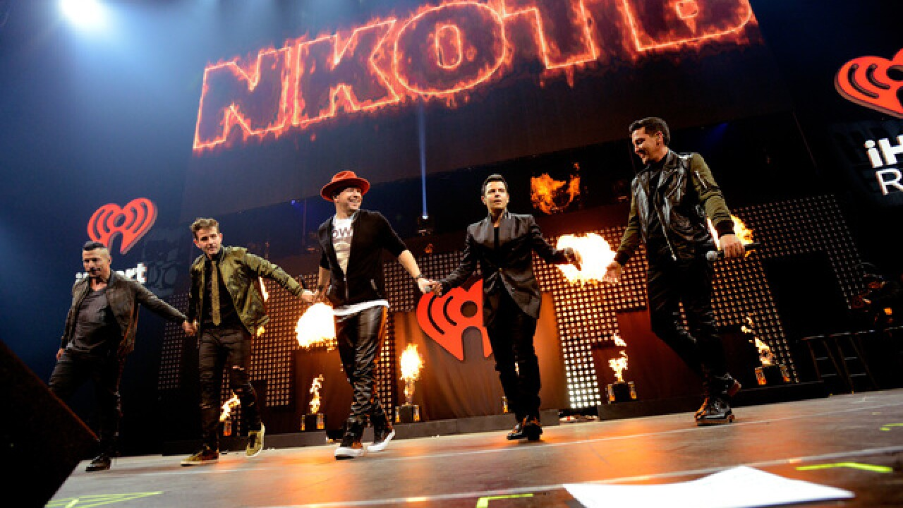 New Kids On The Block announces 'The Mixtape Tour' with Salt-N-Pepa, Tiffany, Debbie Gibson