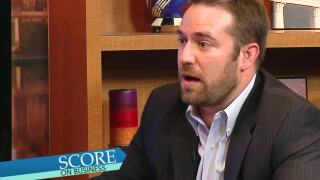 SCORE on Business: Jason Palmer, HiTouch p1