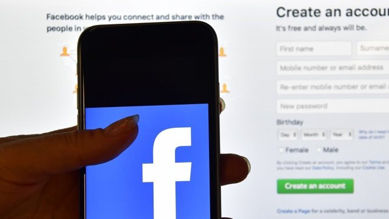 Facebook blocks 115 accounts for alleged 'inauthentic behavior' ahead of midterm elections