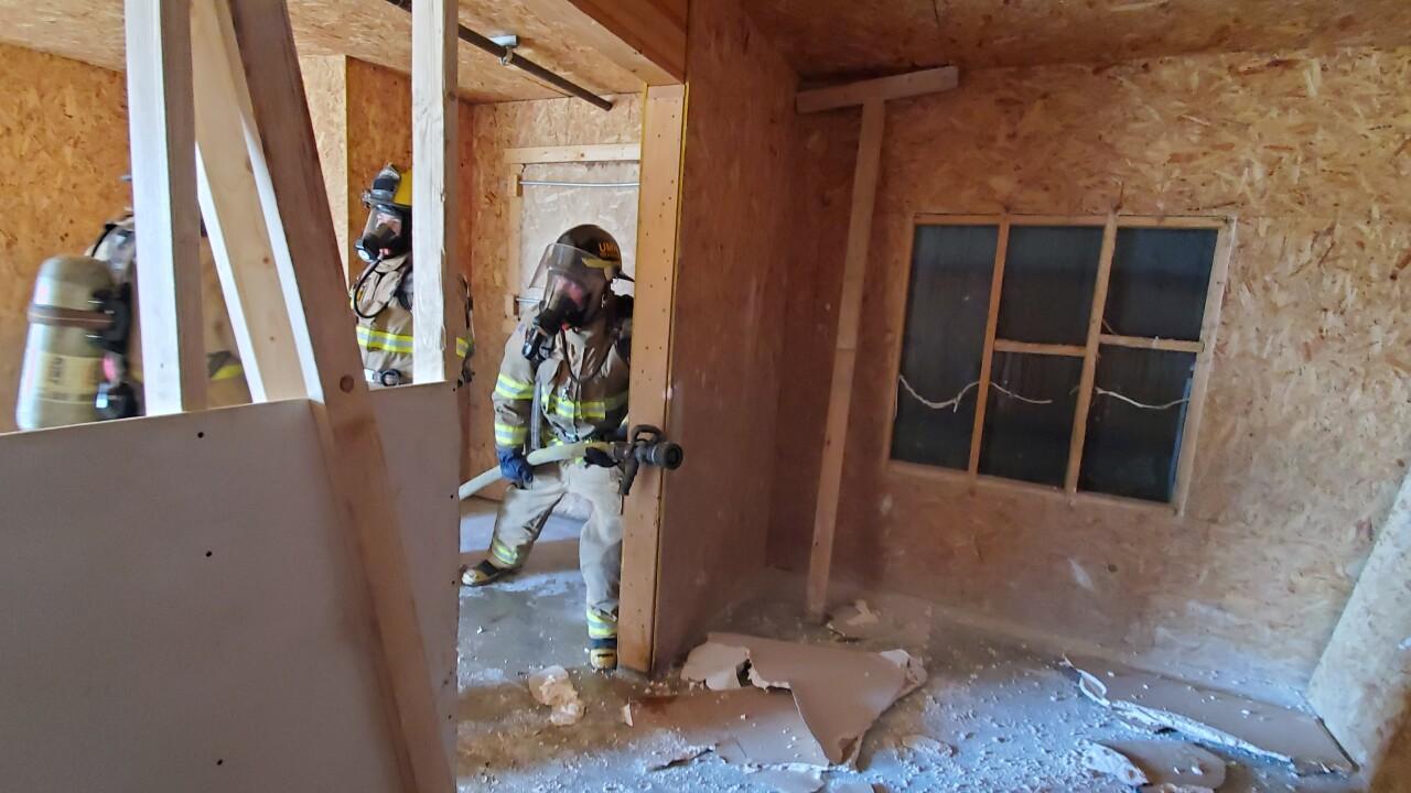 Helena college fire program revamps