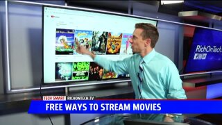 Tech Smart: Where to stream movies for free