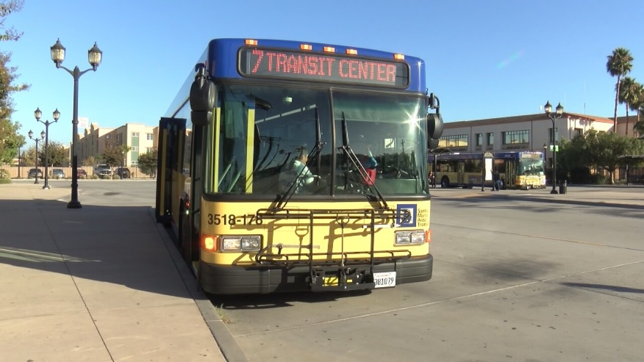 Public invited to provide comment on transit needs in Santa Maria