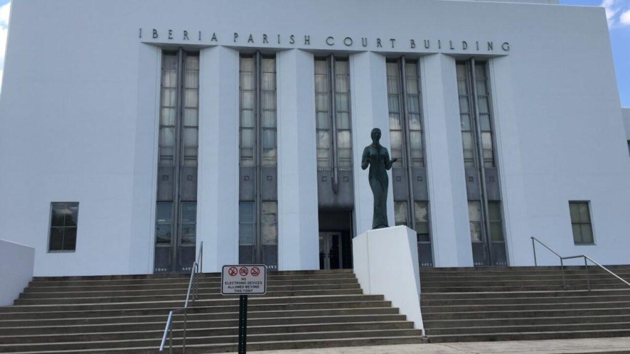 Trial for Iberia Parish Clerk of Court continues