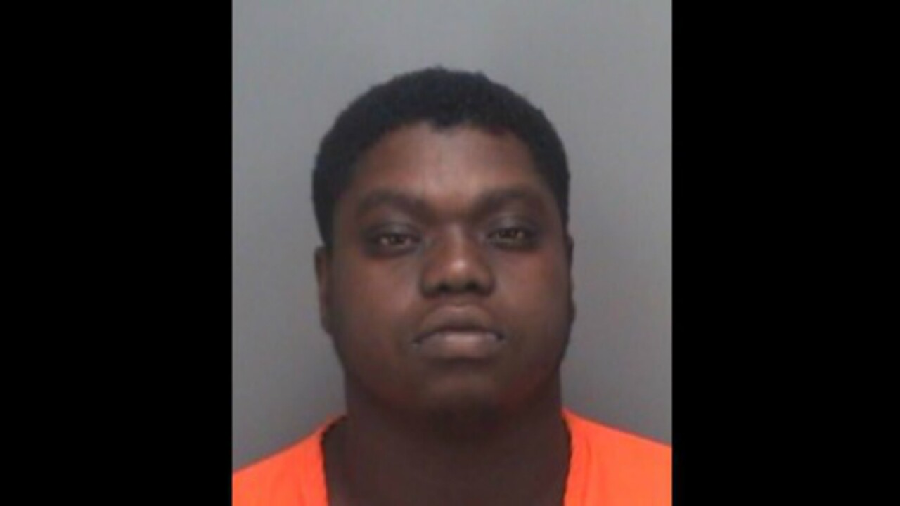 Florida man arrested for beating up Uber driver with antenna and bystander's cane