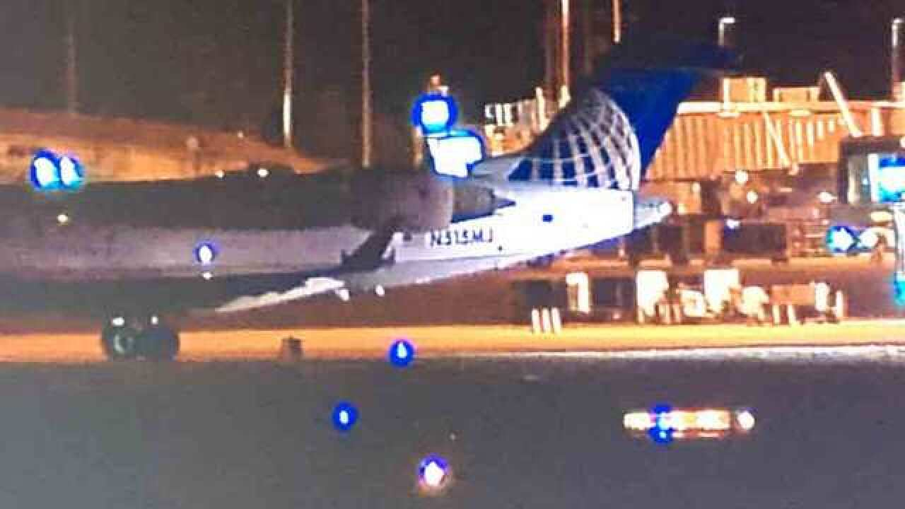Plane Makes Emergency Landing At BNA