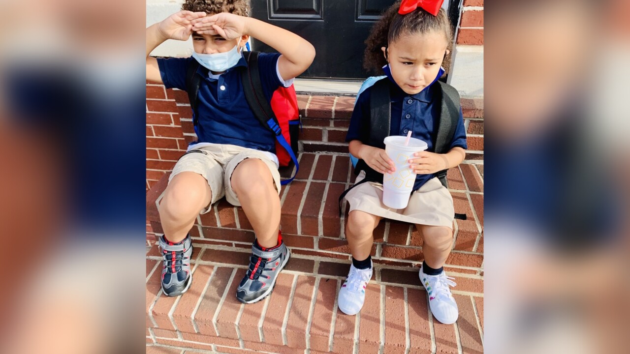 Balt. City Kids left at the bus stop and sent home early because of heat.jpg