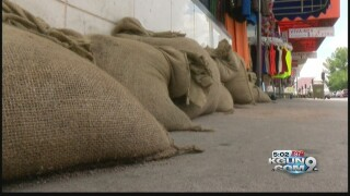 Sandbags available in Cochise County