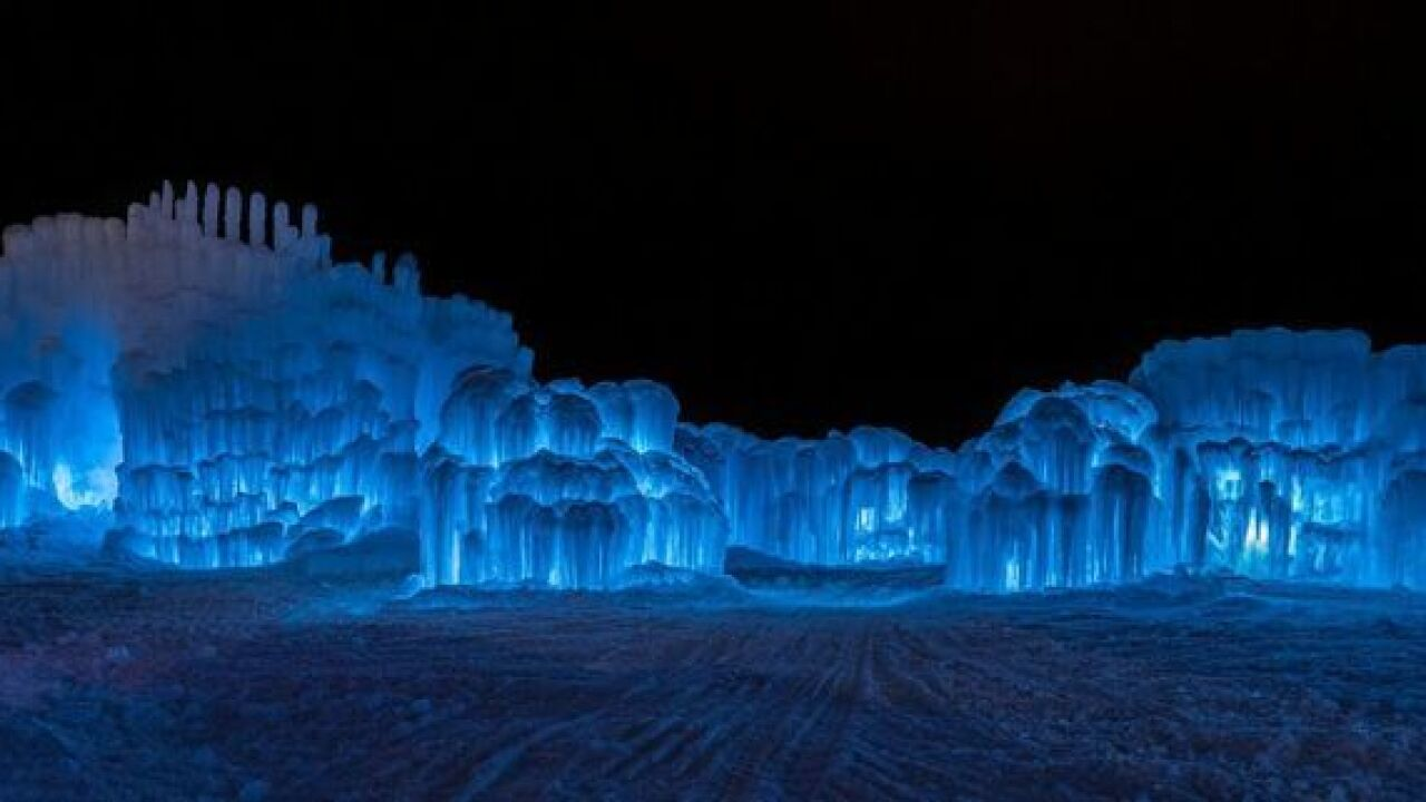 Lake Geneva Ice Castles closed Wednesday due to weather