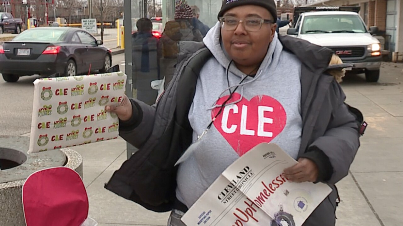 CLE Street Chronicle special edition wrapping up homelessness