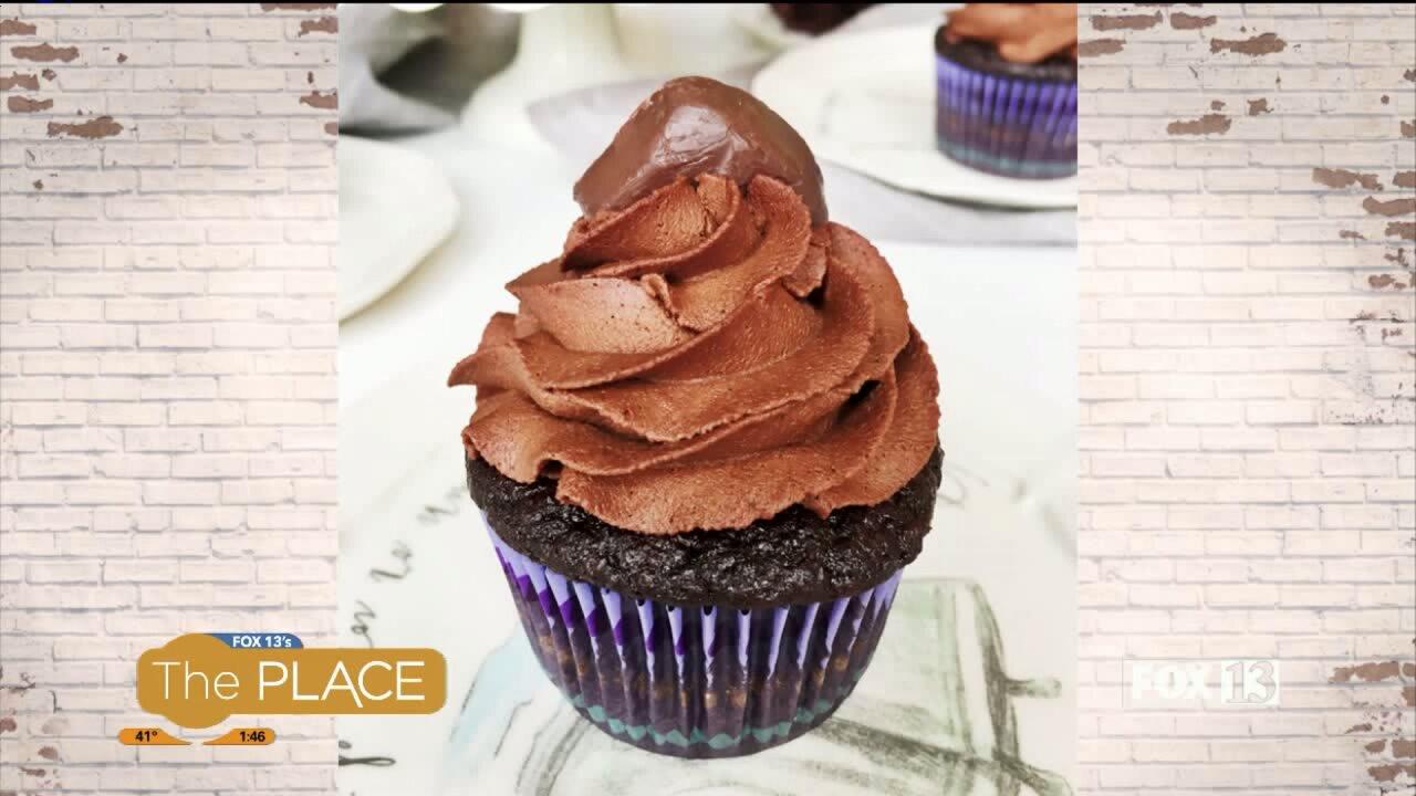 Recipe: Guilt Free ChocolateCupcakes