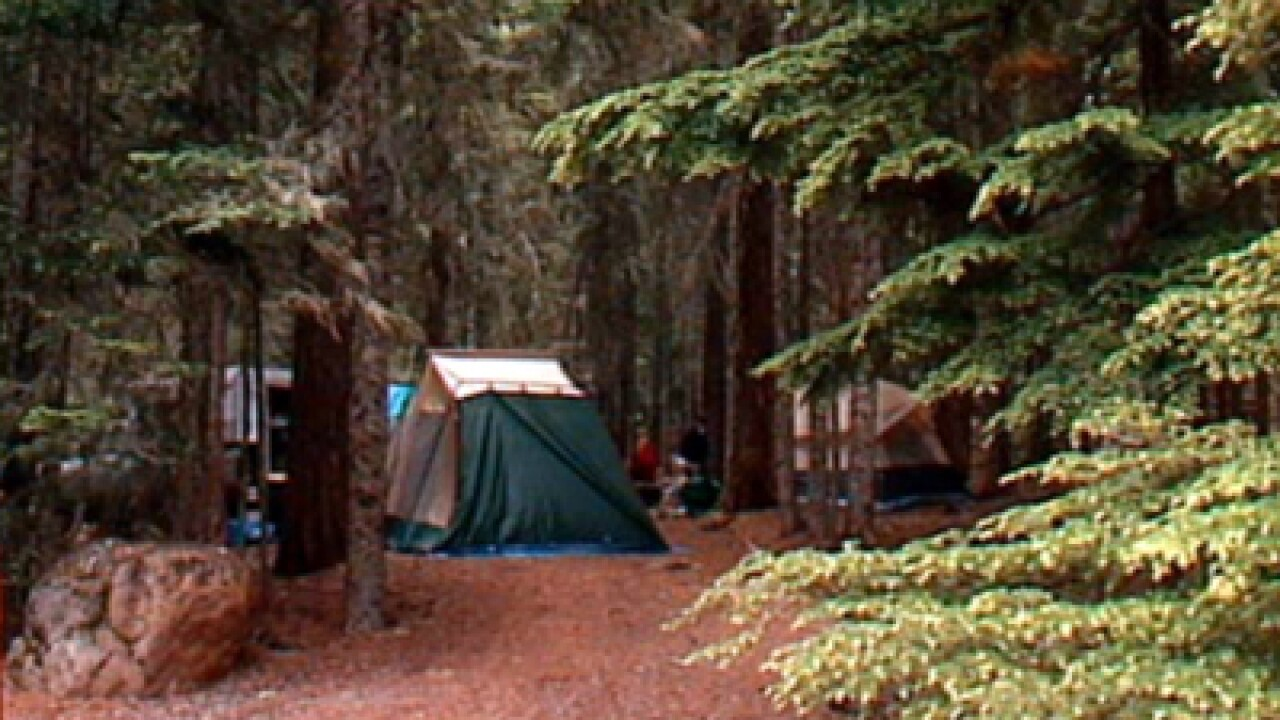 2012 Memorial Day Forest Service campground status and safety tips