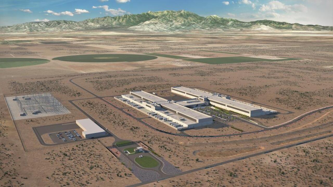 Facebook to build data center in EagleMountain