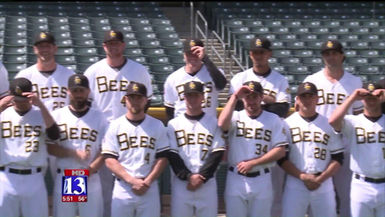 Salt Lake Bees home season about to getunderway
