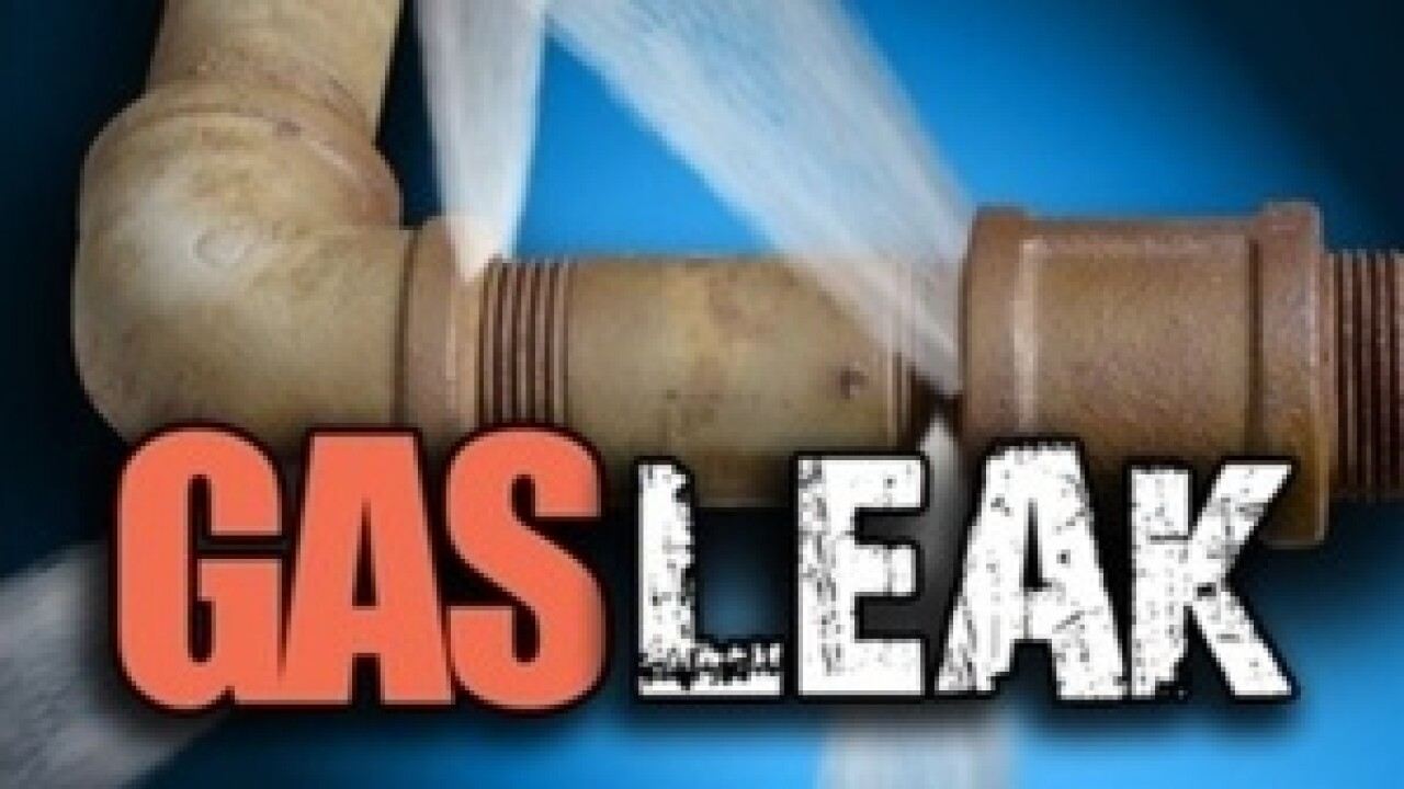 Natural gas leak forces evacuation at Cottonwood Heights Rec Center