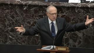 Watch: Trump impeachment trial enters ninthday