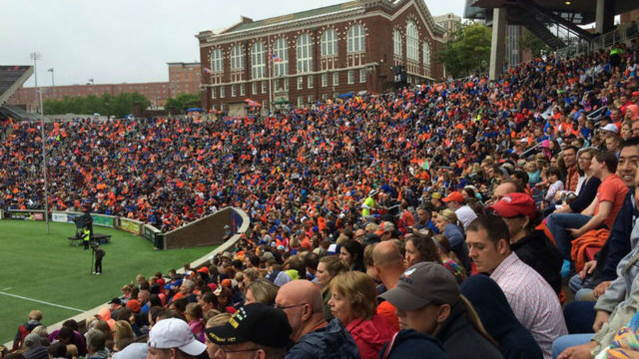 FC Cincinnati proposes more significant changes at Nippert Stadium until its own stadium is ready