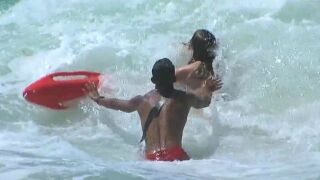 High surf brings rip current risk to San Diego coast
