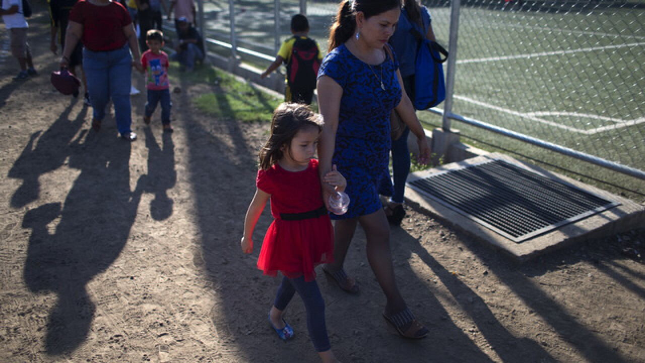 AP: Deported parents may lose kids to adoption