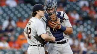 Casey Mize Tigers Astros Baseball