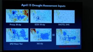 Montana Ag Network: Drought looking unlikely for growers this spring