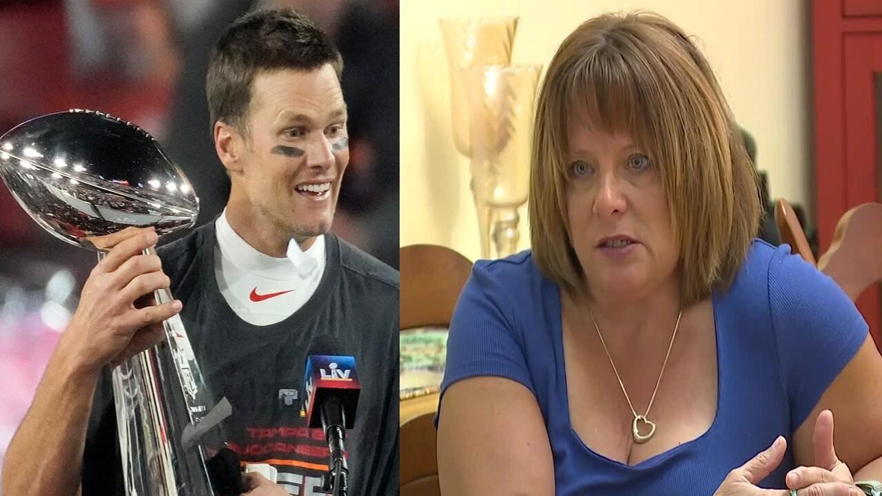 Tom Brady and Lorraine Grohs unskewed