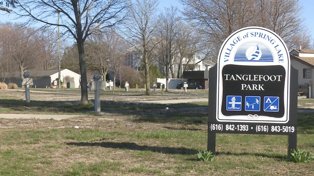 Tanglefoot Park