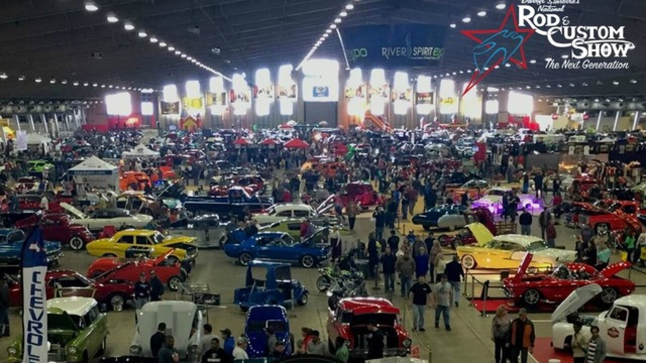 Watch 2 Win: Five winners to receive four-pack of tickets to Darryl Starbird's Rod and Custom Show