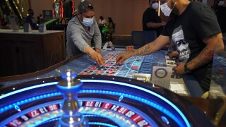 Virus Outbreak Vegas Casinos