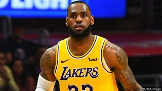 LeBron James, professional basketball player for the Los Angeles Lakers of the NBA.jpg