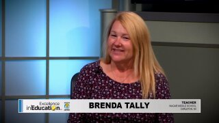 Excellence in Education – Brenda Tally